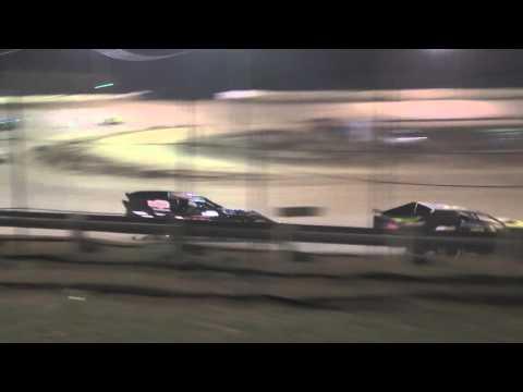 Sport Mod Heat #1 from Moler Raceway Park 11/14/15.
