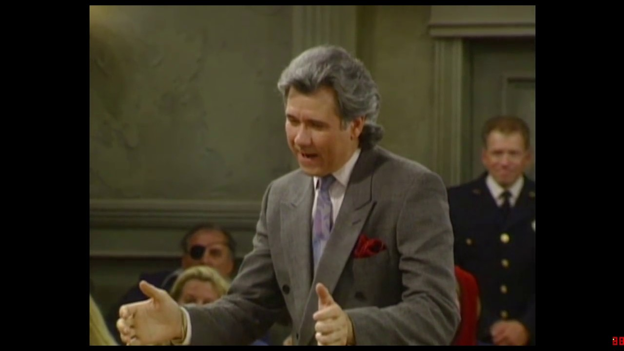 Night Court - C'mon, Speedy!