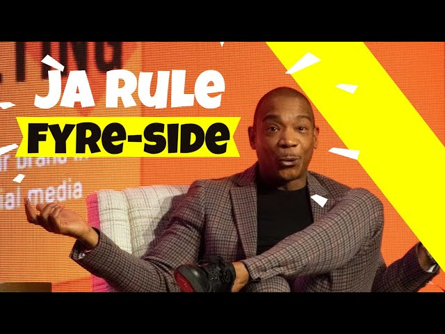 Ja Rule explains who's to blame for Fyre, the real crime, what he learned and what's next!