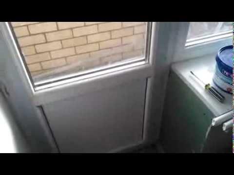 видео: Замена панели или стекла на пластиковых окнах