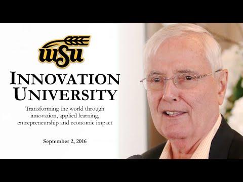 Wichita State University: Innovation University