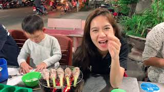 Thưởng thức Bò 7 Món - Châu Đốc Cùng Gia Đình Lý Hải Minh Hà