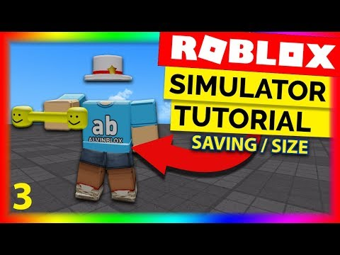 Roblox Scripting Tutorials | Script on Roblox With AlvinBLOX