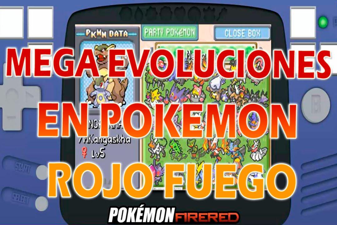 Como Descargar Pokemon Rojo Fuego para PC