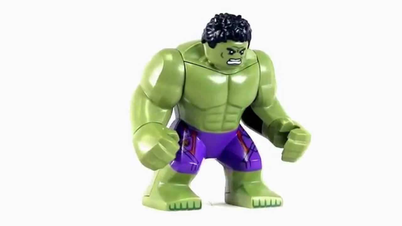 LEGO Ideas - Hulk's Gamma Suit