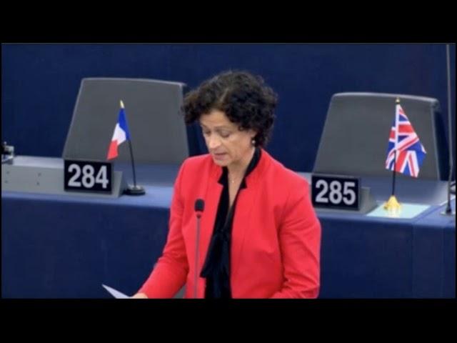 Christelle Lechevalier sur les mesures visant à protéger la sécurité des approvisionnements en gaz