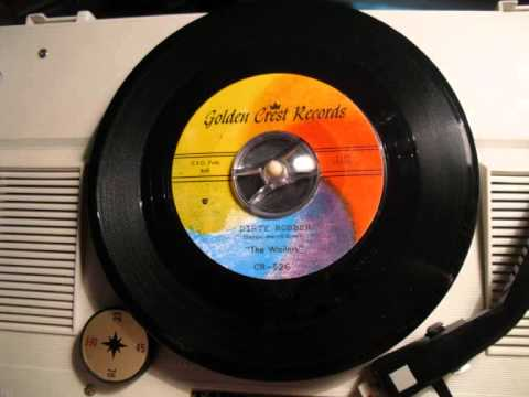 The Wailers - Dirty robber (GARAGE ROCK R