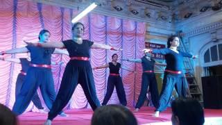 Yoga Dance on Mahisasur Mardini Stotra