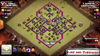Clash of Clans - ALPHA Q2 ⭐️⭐️⭐️ CW Attack