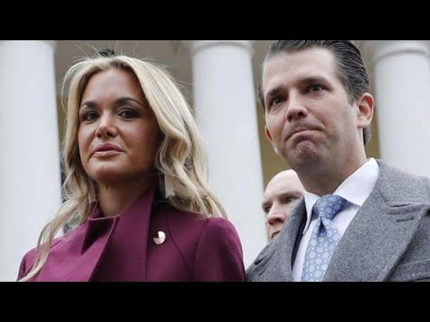 Trump daughter-in-law taken to hospital after opening envelope with suspicious substance