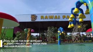 Rawai VIP Villas and Kids Park, Phuket, Thailand — hotel for ...