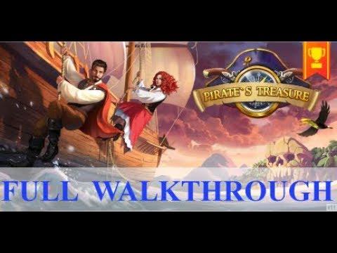 Adventure Escape Mysteries: Pirate's Treasure FULL Walkthrough [HaikuGames]