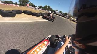 Karting at Évora (GoPro)
