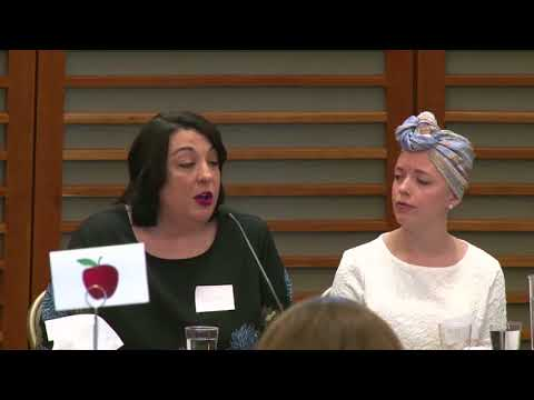 Forum for Young Women with Breast Cancer 2017, patient panel | Dana-Farber Cancer Institute