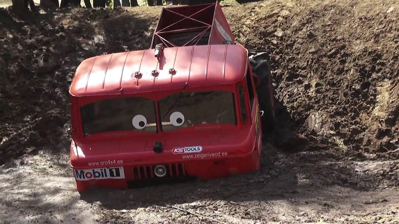 Off-Road Trucks Mud pit ORO 2016