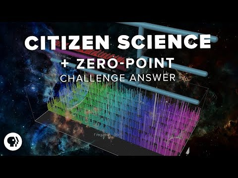 Citizen Science + Zero-Point Challenge Answer | Space Time