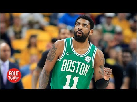 Cavs' former big Kendrick Perkins says Kyrie Irving's changed in Boston