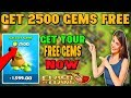 HOW TO GET FREE GEMS IN CLASH OF CLANS LEGALLY - 2018 - IN HINDI