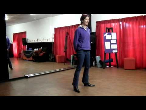 Rumba & Roses Line Dance - Step by Step