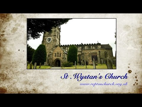 St Wystans Church Repton Visit South Derbyshire The National Forest England UK Tourist Infor