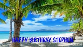 StephenSteffen   Beaches Playas - Happy Birthday