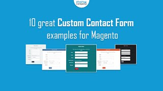 10 Great Magento Contact Form Examples - Plugin Comapny