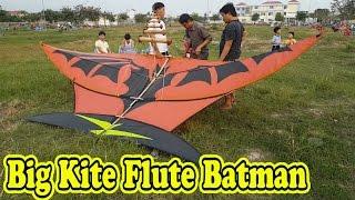 Big Kite Flute Batman Fly Saigon Vi...