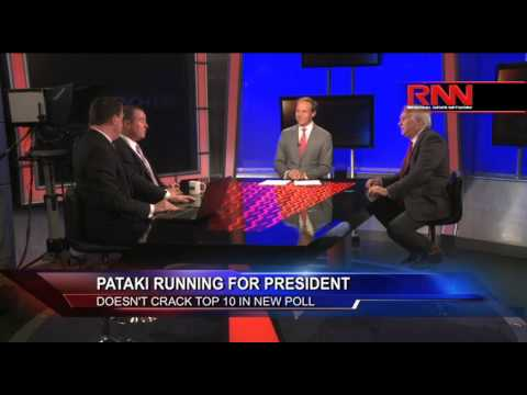 Pataki Is In - Former NY Governor Now Running For President