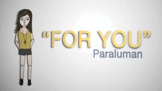 FOR YOU (Lyrics) - Paraluman