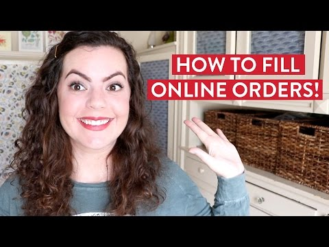How Do I Fill E-Commerce Orders? A Step-by-Step Guide!