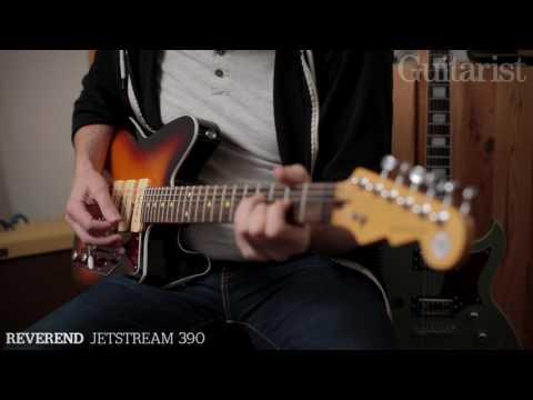 Reverend Tricky Gomez RT & Jetstream 390 Demo