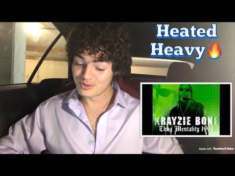 Krayzie Bone - Heated Heavy (REACTION) 🔥