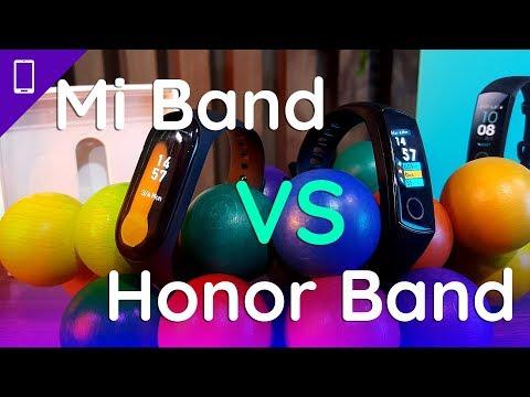 Xiaomi Mi Band 3 vs Huawei Honor Band 4: o duelo das smartbands baratinhas