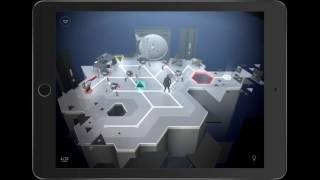 Игра Deus Ex GO геймплей (gameplay) HD качество