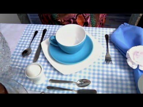 DTUP – Aprenda a montar uma mesa de café da manhã simples e bonita