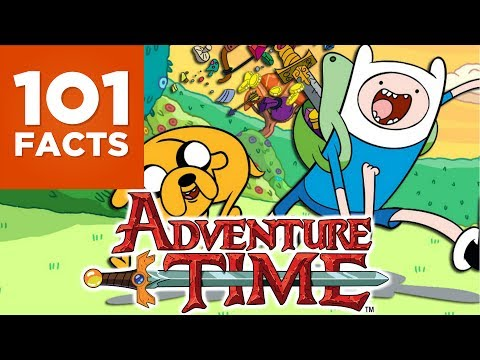 101 Facts About Adventure Time
