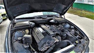 BMW E39 как поживает никасиловый мотор