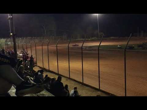 Harris Speedway 8/12/17 Stock 8 Main