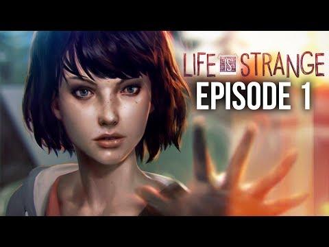 LIFE IS STRANGE EPISODE 1 Gameplay...