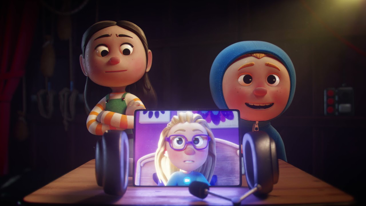 Download Cox presents Drawn Closer: An Animated Short Starring Real Middle Schoolers