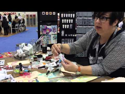 CHA2015 | Dina Wakley Media New Products