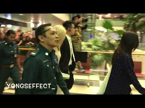MUSIC BANK IN SINGAPORE ARRIVAL // CNBLUE, MAMAMOO, RED VELVET, SHINEE, BTS, BOGUM