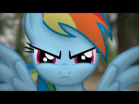 Rainbow Dash's Precious Book Sped Up