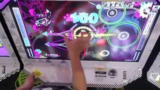 [BeatStream 片手] Grip & Break Down!!(NIGHTMARE)  AAA 968k