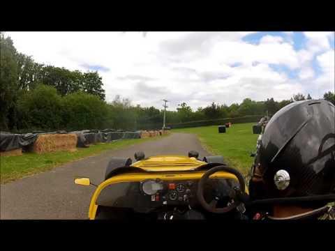 Manor Farm Hillclimb - Westfield 1380cc BDH Cosworth