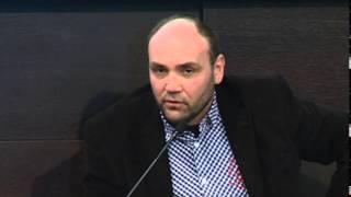 Zoran Panovic glavni i odgovorni urednik lista Danas, vazno je ko su vlasnici medija