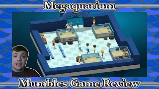 Megaquarium Review - Best New Tycoon Game? - Mumbles Game Review