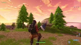 Fortnite literally has a jumping limit
