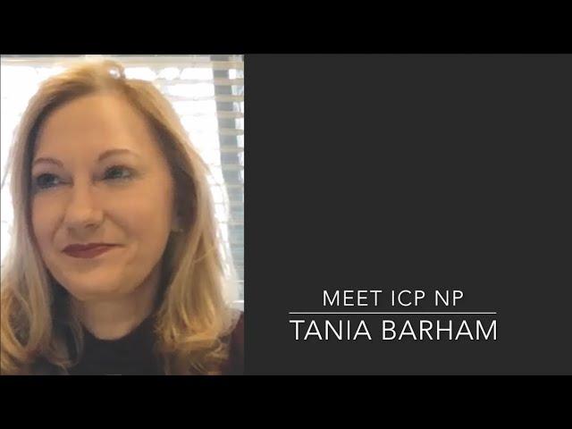 Tania Barham - ICP NP