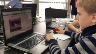 Мой опыт обучения программированию на Scratch – Игорь, CODDY, Самара